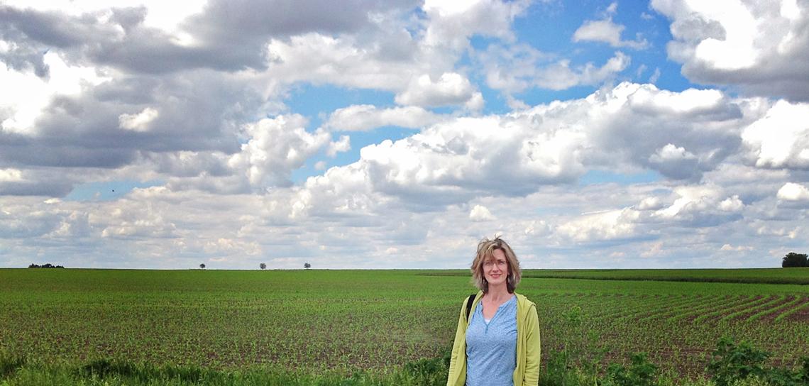 Rural portrait, Axie Breen