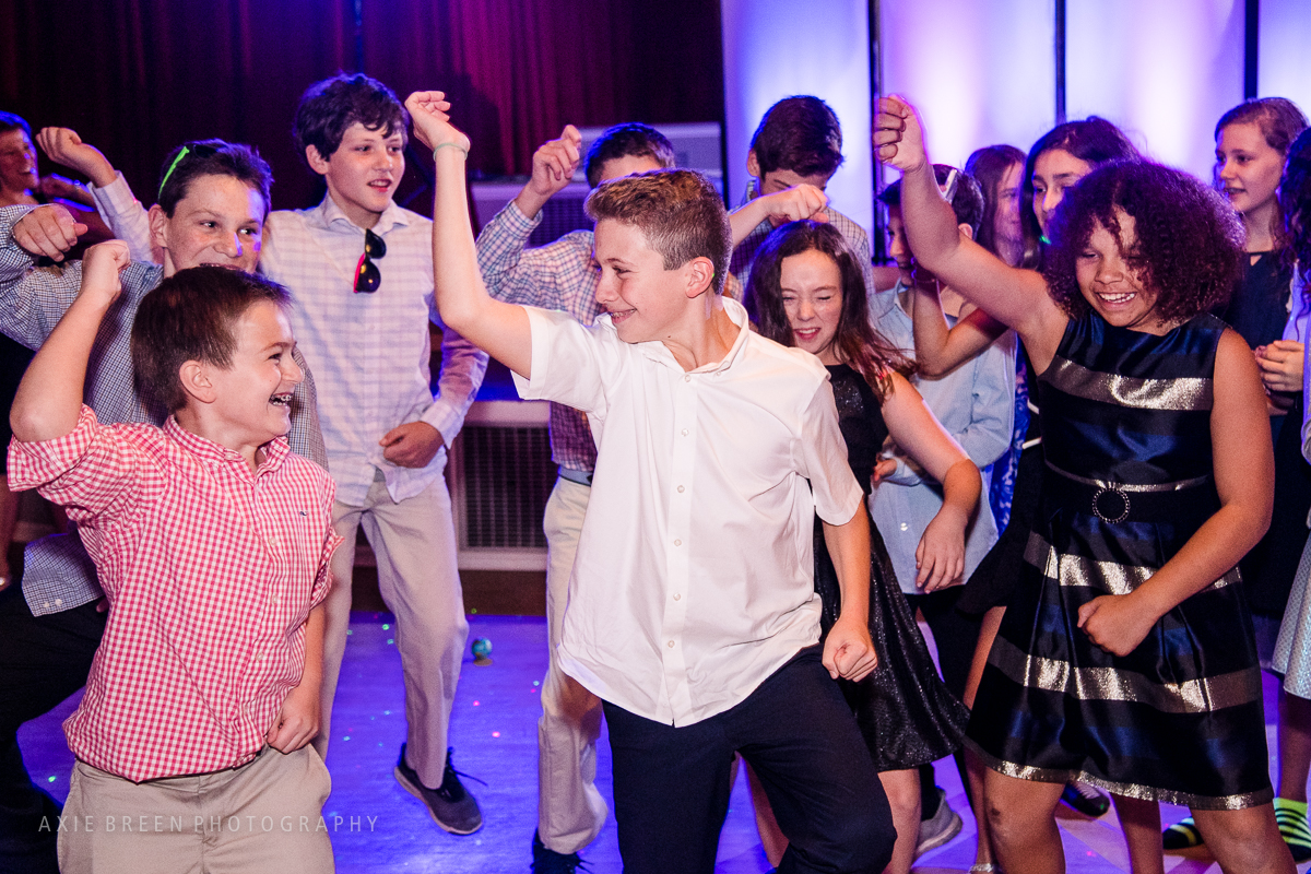 bar mitzvah photography Needham Boston Moseleys