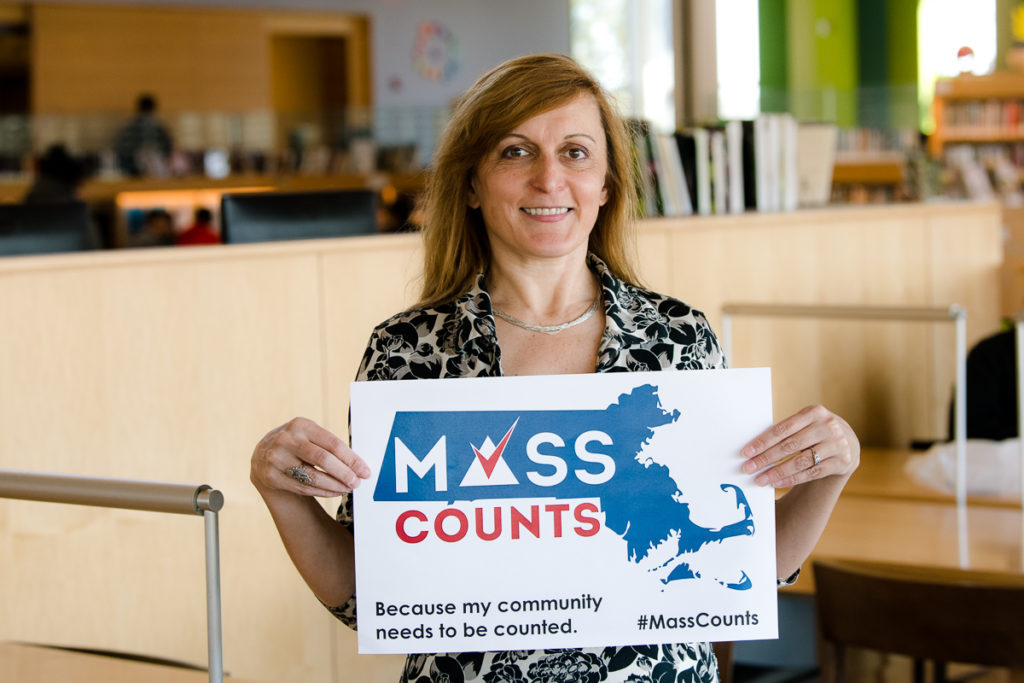 Event photography, immigrant advocacy, census, #masscounts, MIRA