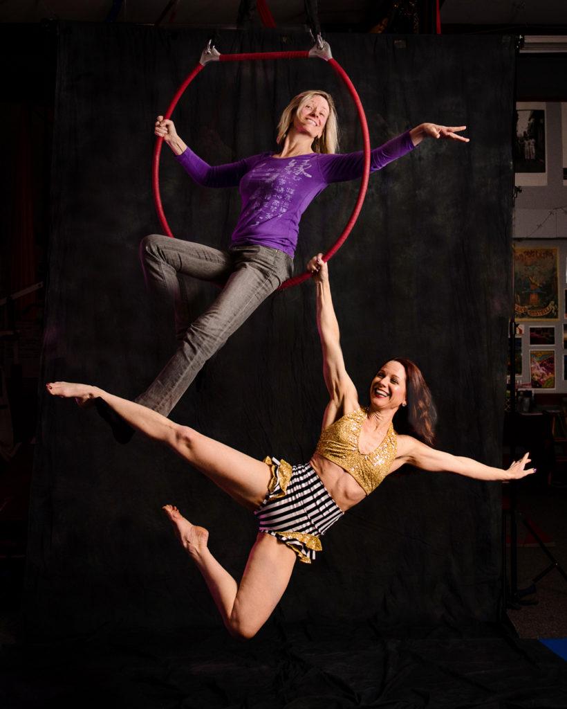 moody street circus, aerial arts, circus, Axie Breen Photography, Melina, lyra