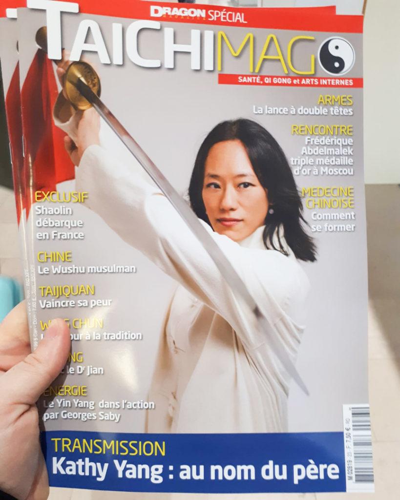 Tai Chi Mag, Kathy Yang, Boston Photographer